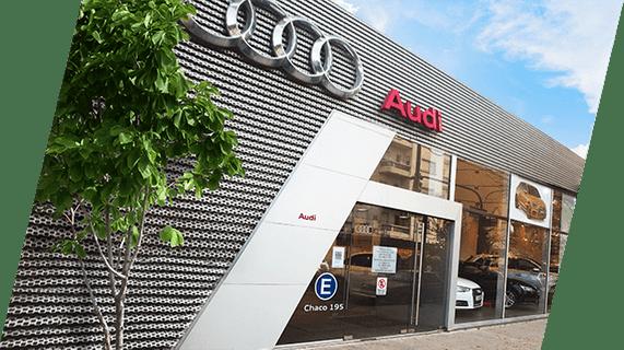 Contacte con Audi Buenos Aires